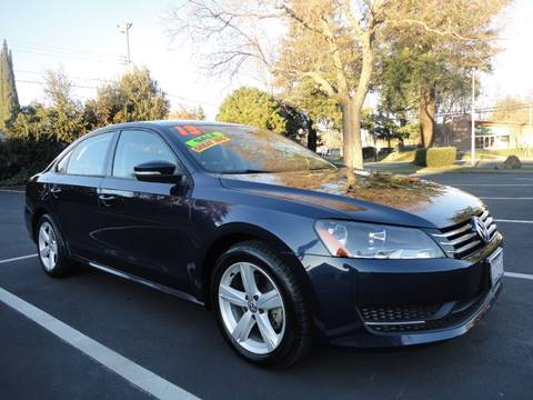 2013 Volkswagen Passat for sale at 7 STAR AUTO in Sacramento CA