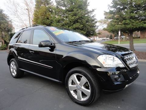 2011 Mercedes-Benz M-Class for sale at 7 STAR AUTO in Sacramento CA
