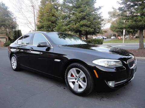 2012 BMW 5 Series for sale at 7 STAR AUTO in Sacramento CA
