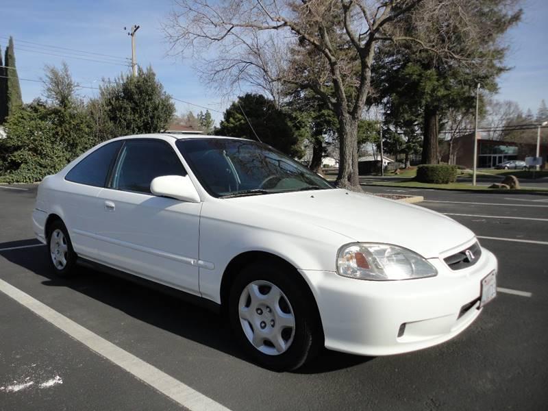 2000 Honda Civic EX 2dr Coupe   Sacramento CA