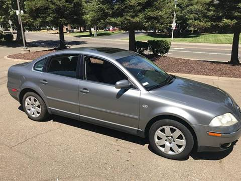 2003 Volkswagen Passat for sale at 7 STAR AUTO in Sacramento CA
