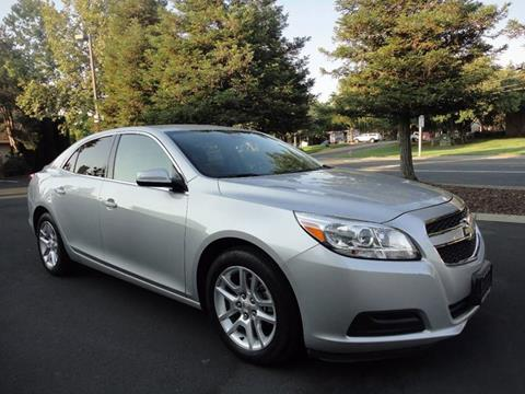 2013 Chevrolet Malibu for sale at 7 STAR AUTO in Sacramento CA