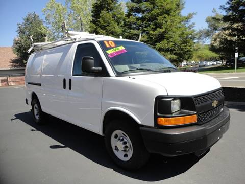 2010 Chevrolet Express Cargo for sale at 7 STAR AUTO in Sacramento CA