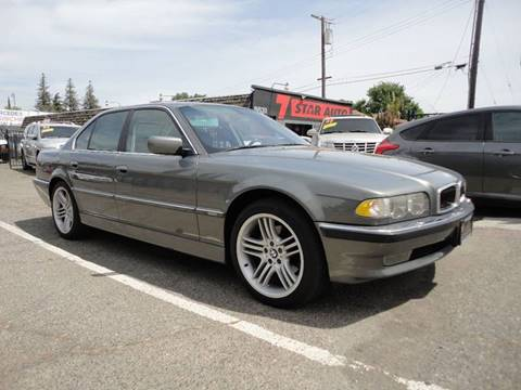 2001 BMW 7 Series for sale at 7 STAR AUTO in Sacramento CA