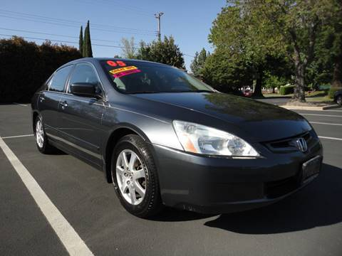 2005 Honda Accord for sale at 7 STAR AUTO in Sacramento CA