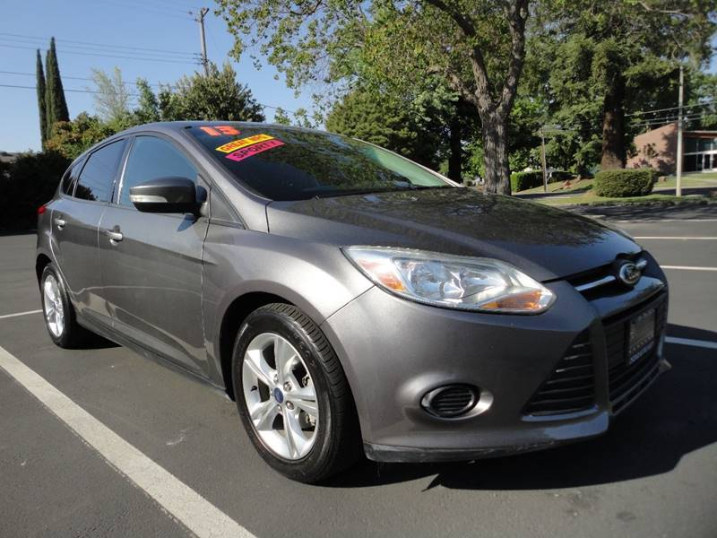 2013 Ford Focus SE 4dr Hatchback In Sacramento CA - 7 STAR AUTO