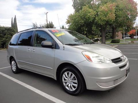 2005 Toyota Sienna for sale at 7 STAR AUTO in Sacramento CA