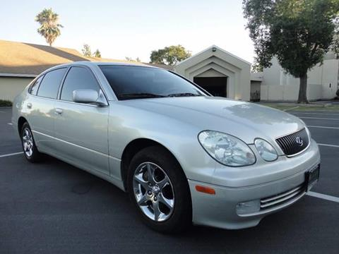 2001 Lexus GS 300 for sale at 7 STAR AUTO in Sacramento CA