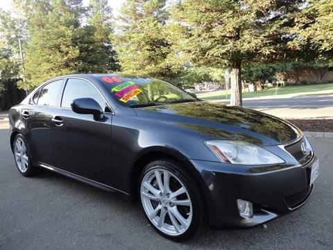 2006 Lexus IS 350 for sale at 7 STAR AUTO in Sacramento CA