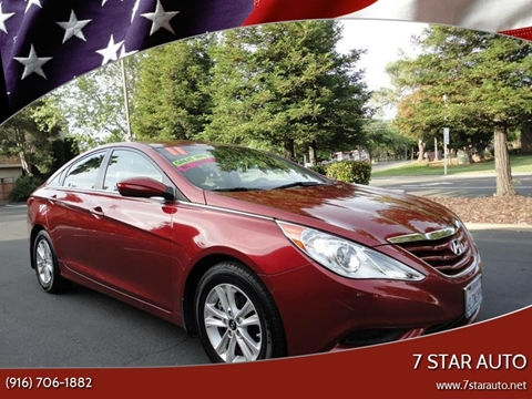 2011 Hyundai Sonata for sale at 7 STAR AUTO in Sacramento CA
