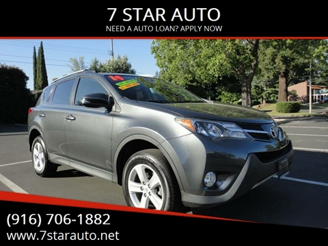 2014 Toyota RAV4 for sale at 7 STAR AUTO in Sacramento CA