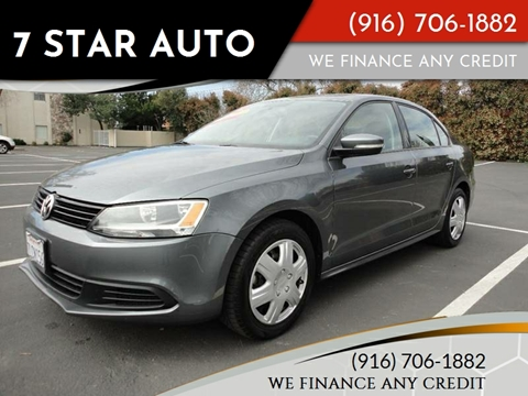 2012 Volkswagen Jetta for sale at 7 STAR AUTO in Sacramento CA