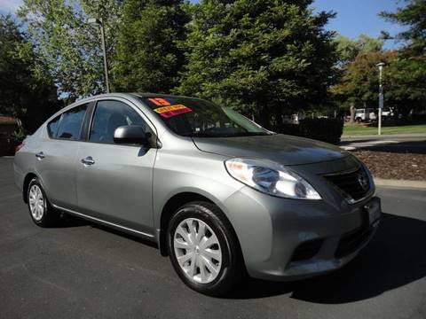 2013 Nissan Versa for sale at 7 STAR AUTO in Sacramento CA