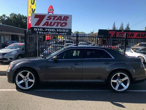 2013 Chrysler 300 for sale at 7 STAR AUTO in Sacramento CA