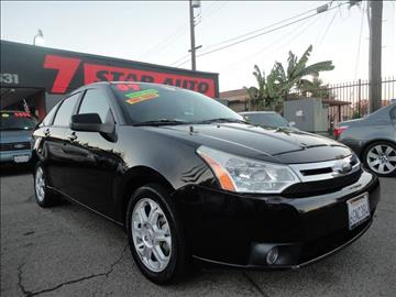 2009 Ford Focus for sale at 7 STAR AUTO in Sacramento CA