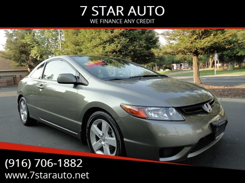 2008 Honda Civic for sale at 7 STAR AUTO in Sacramento CA