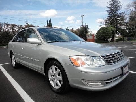 2003 Toyota Avalon for sale at 7 STAR AUTO in Sacramento CA