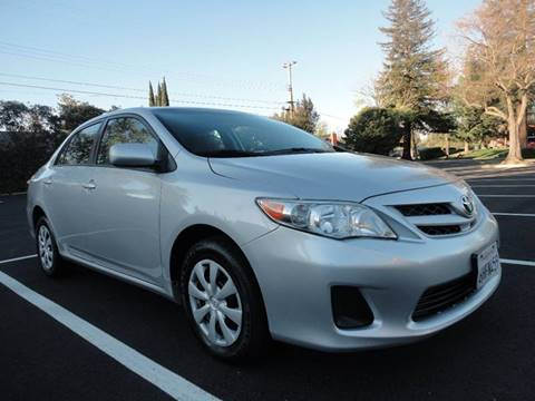 2011 Toyota Corolla for sale at 7 STAR AUTO in Sacramento CA