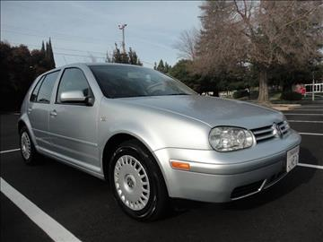 2002 Volkswagen Golf for sale at 7 STAR AUTO in Sacramento CA