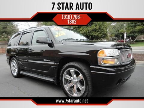 2005 GMC Yukon for sale at 7 STAR AUTO in Sacramento CA