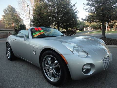 2006 Pontiac Solstice for sale at 7 STAR AUTO in Sacramento CA