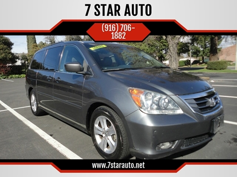 2010 Honda Odyssey for sale at 7 STAR AUTO in Sacramento CA