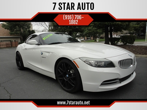 2009 BMW Z4 for sale at 7 STAR AUTO in Sacramento CA