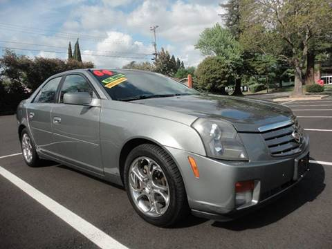2004 Cadillac CTS for sale at 7 STAR AUTO in Sacramento CA