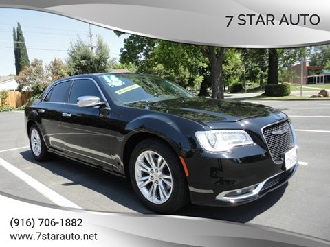 2016 Chrysler 300 for sale at 7 STAR AUTO in Sacramento CA