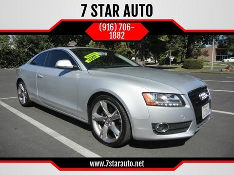 2008 Audi A5 for sale at 7 STAR AUTO in Sacramento CA