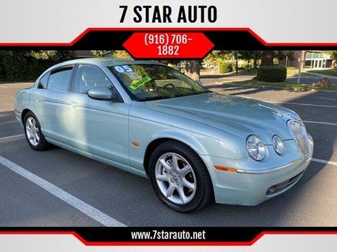 2005 Jaguar S-Type for sale at 7 STAR AUTO in Sacramento CA