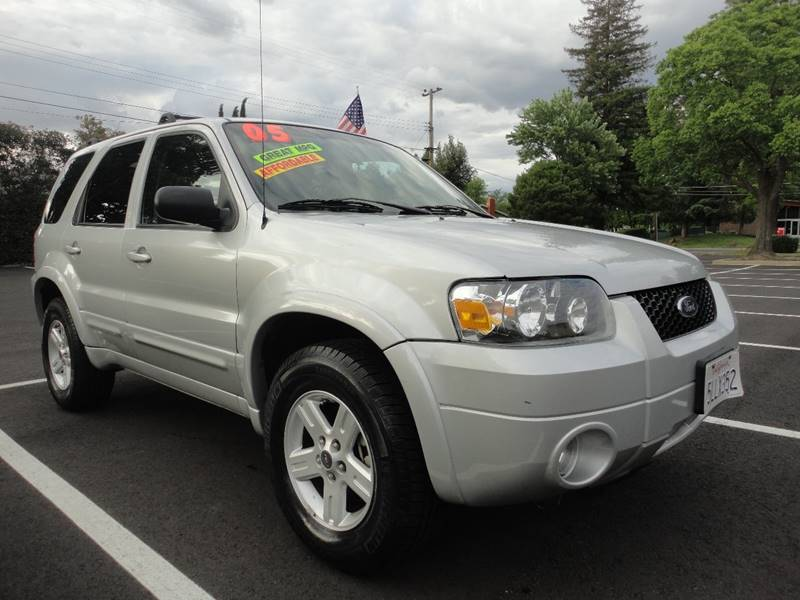 2005 Ford Escape Hybrid 4dr Suv In Sacramento Ca 7 Star Auto