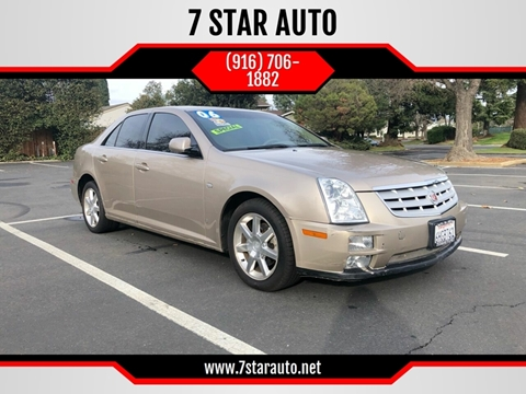 2006 Cadillac STS for sale at 7 STAR AUTO in Sacramento CA
