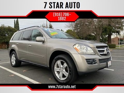 2007 Mercedes-Benz GL-Class for sale at 7 STAR AUTO in Sacramento CA
