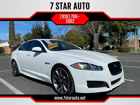 2015 Jaguar XF for sale at 7 STAR AUTO in Sacramento CA