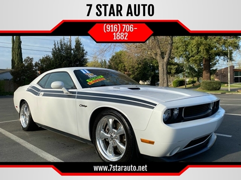 2011 Dodge Challenger for sale at 7 STAR AUTO in Sacramento CA