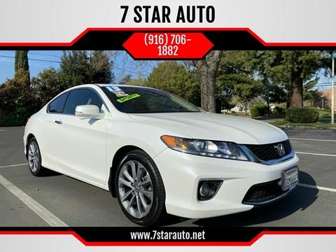 2013 Honda Accord for sale at 7 STAR AUTO in Sacramento CA
