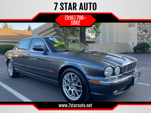 2005 Jaguar XJ-Series for sale at 7 STAR AUTO in Sacramento CA