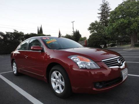 2007 Nissan Altima for sale at 7 STAR AUTO in Sacramento CA