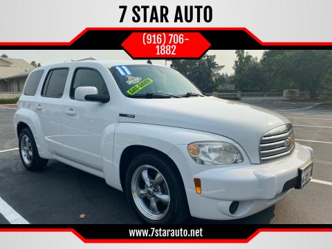 2011 Chevrolet HHR for sale at 7 STAR AUTO in Sacramento CA