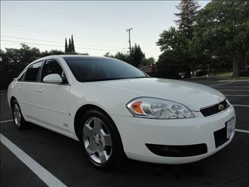2006 Chevrolet Impala for sale at 7 STAR AUTO in Sacramento CA