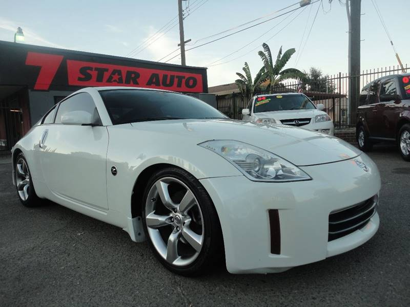 2006 Nissan 350Z for sale at 7 STAR AUTO in Sacramento CA
