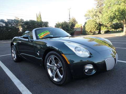 2007 Pontiac Solstice for sale at 7 STAR AUTO in Sacramento CA