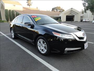 2009 Acura TL for sale at 7 STAR AUTO in Sacramento CA