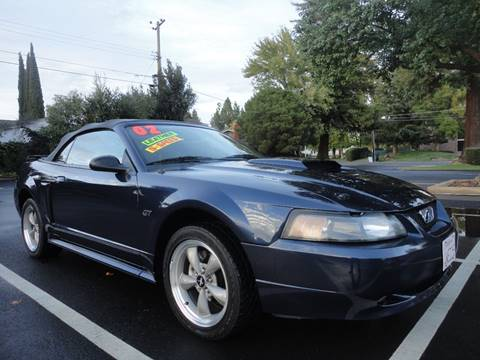 2002 Ford Mustang for sale at 7 STAR AUTO in Sacramento CA