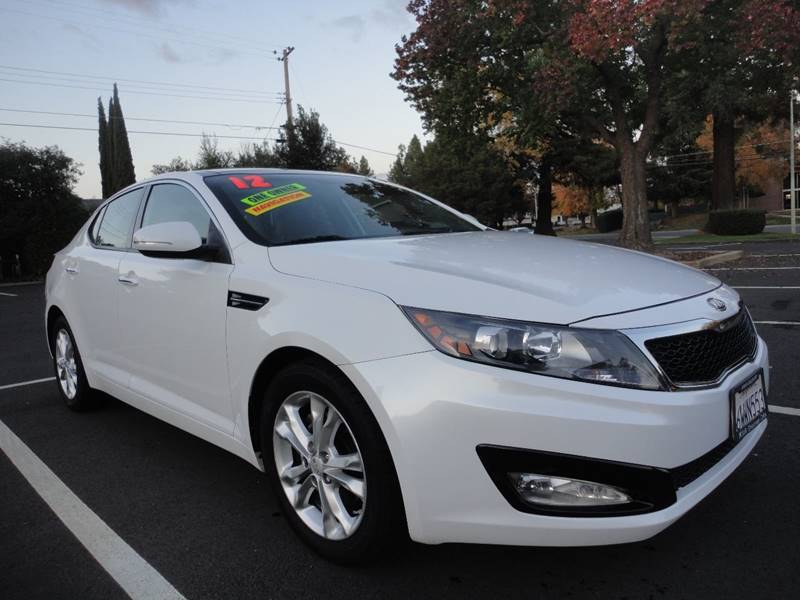 2012 Kia Optima for sale at 7 STAR AUTO in Sacramento CA