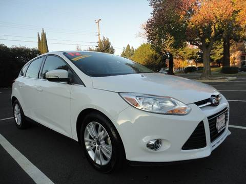 2012 Ford Focus for sale at 7 STAR AUTO in Sacramento CA
