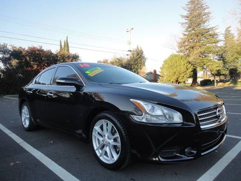 2010 Nissan Maxima for sale at 7 STAR AUTO in Sacramento CA