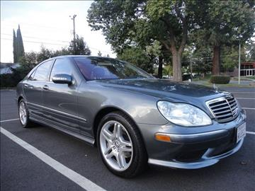 2006 Mercedes-Benz S-Class for sale in Sacramento, CA