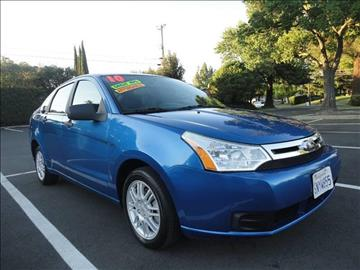 2010 Ford Focus for sale at 7 STAR AUTO in Sacramento CA